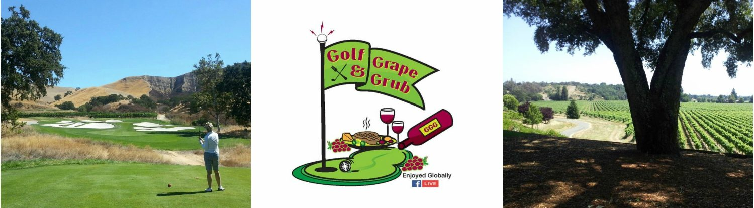 Golf, Grape and Grub